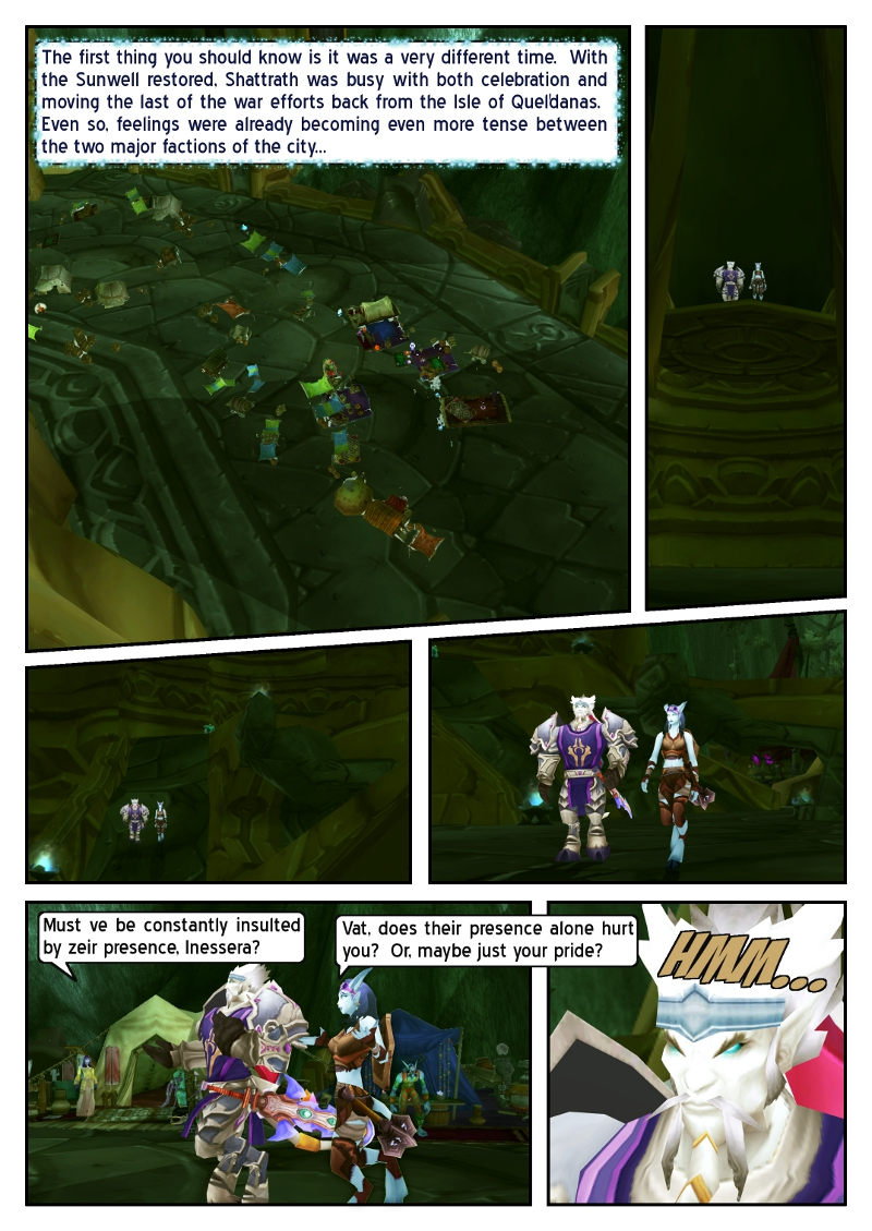 Chapter One - Page One